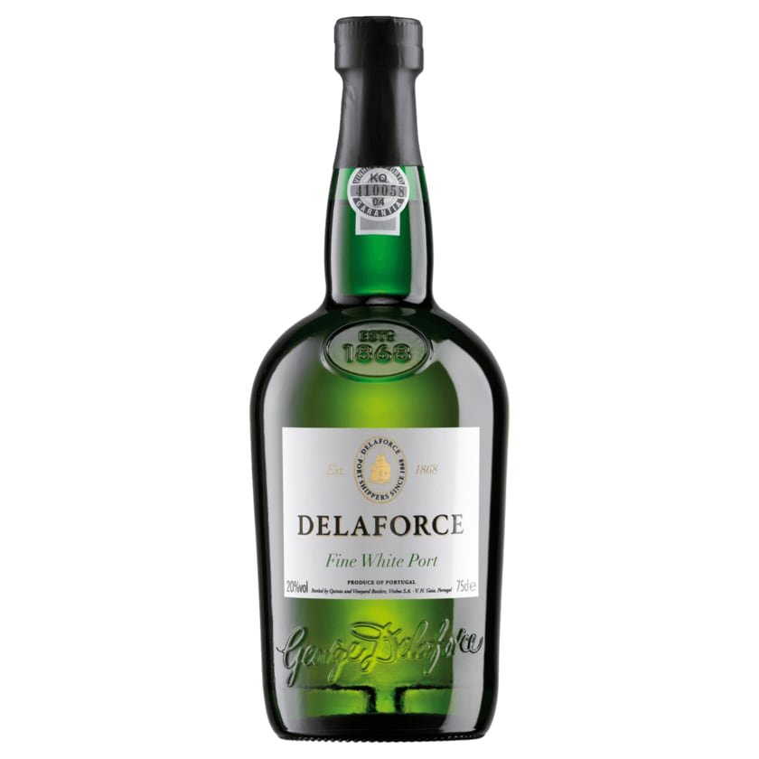 Delaforce Fine White Port Portwein 0,75l