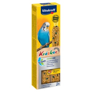 Vitakraft Kräcker Feather Care Sittich 2 Stück