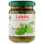 LaSelva Bio Basilikum in Olivenöl 130g