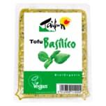 Taifun Tofu Basilico vegan 200g