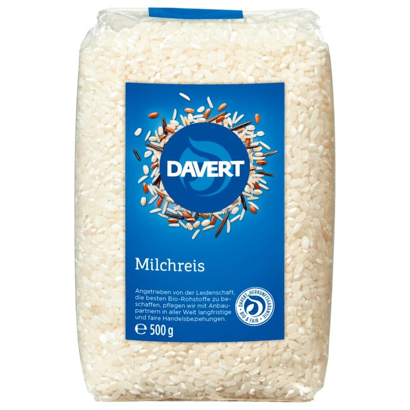 Davert Bio Milchreis 500g