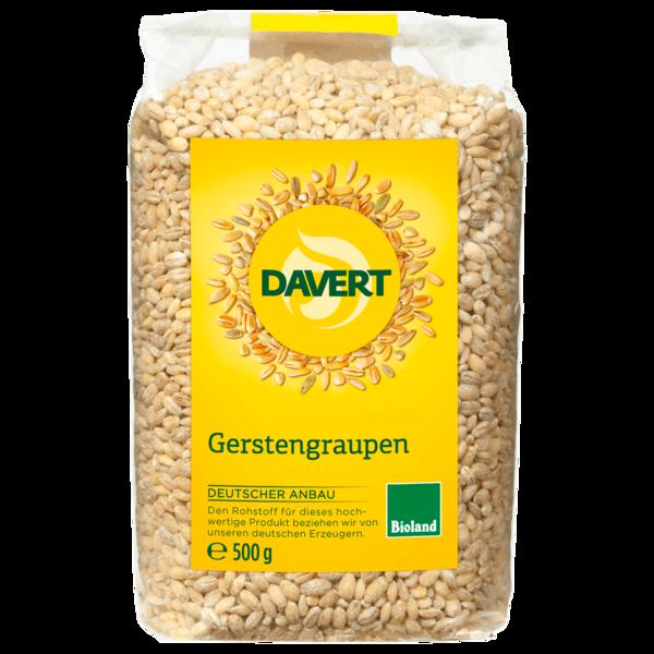Davert Bio Gerstengraupen 500g