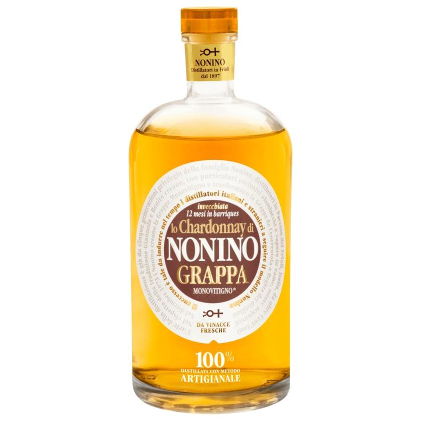 Monovitigno Chardonnay di Nonino Grappa 0,7l