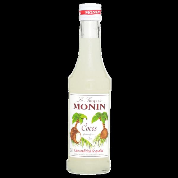 Monin Sirup Kokosnuss 0,25l