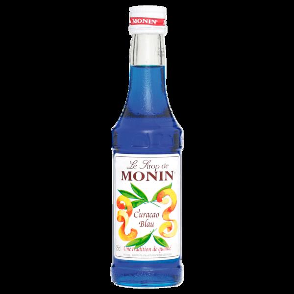 Monin Sirup Blue Curacao 0,25l