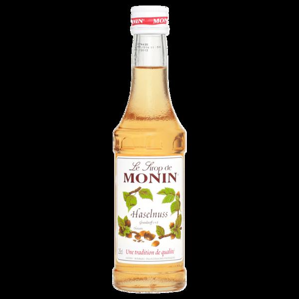 Monin Sirup Haselnuss 0,25l