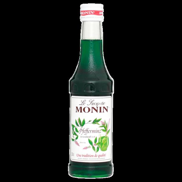 Monin Sirup Pfefferminz 0,25l