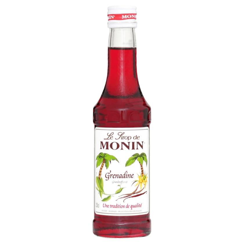Monin Sirup Grenadine 0,25l