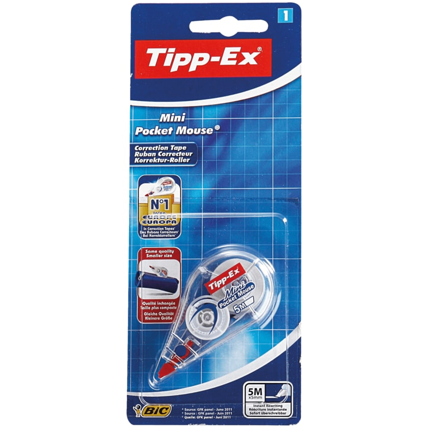 Tipp-Ex Mini Pocket Mouse 5m