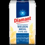 Diamant Weizenmehl Type 550 1kg