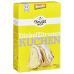 Bauckhof Demeter Bio Dinkel Zitronenkuchen 485g