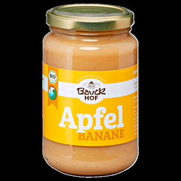 Bauckhof Apfel Banane 360g
