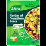 Knorr Salatkrönung Croutinos mit Sonnenblumenkernen Croutons 25 g