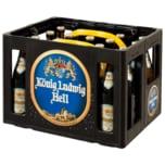 König Ludwig Hell leicht 20x0,5l