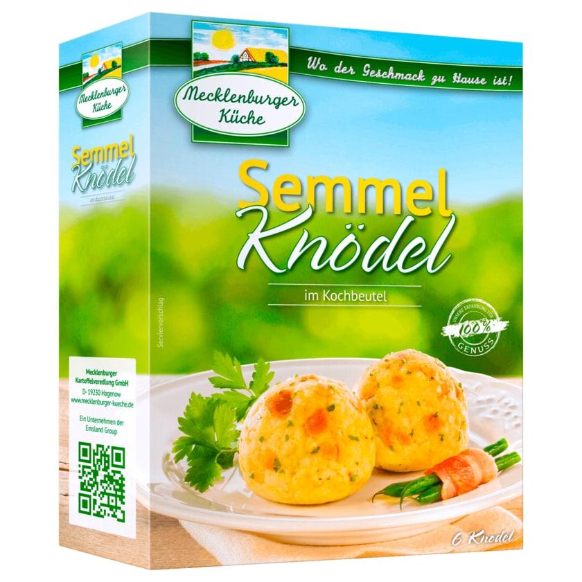 Mecklenburger Küche Semmelknödel im Kochbeutel 200g, 6 Stück
