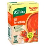 Knorr Tomato al Gusto All' Arrabbiata Soße 370 g