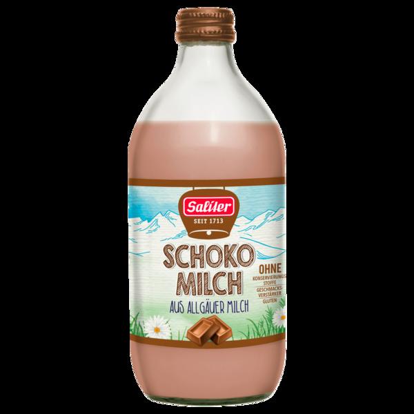Saliter Schoko Milch 500ml