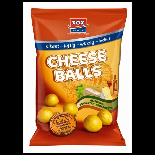 Xox Cheeseballs 150g