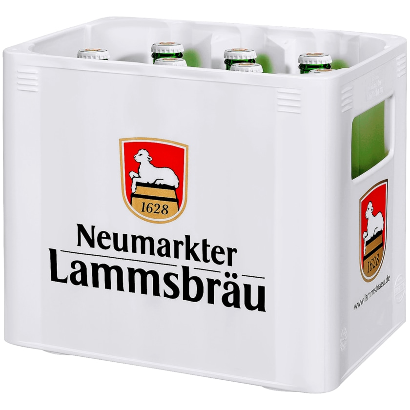 Neumarkter Lammsbräu Bio Dinkel 10x0,33l