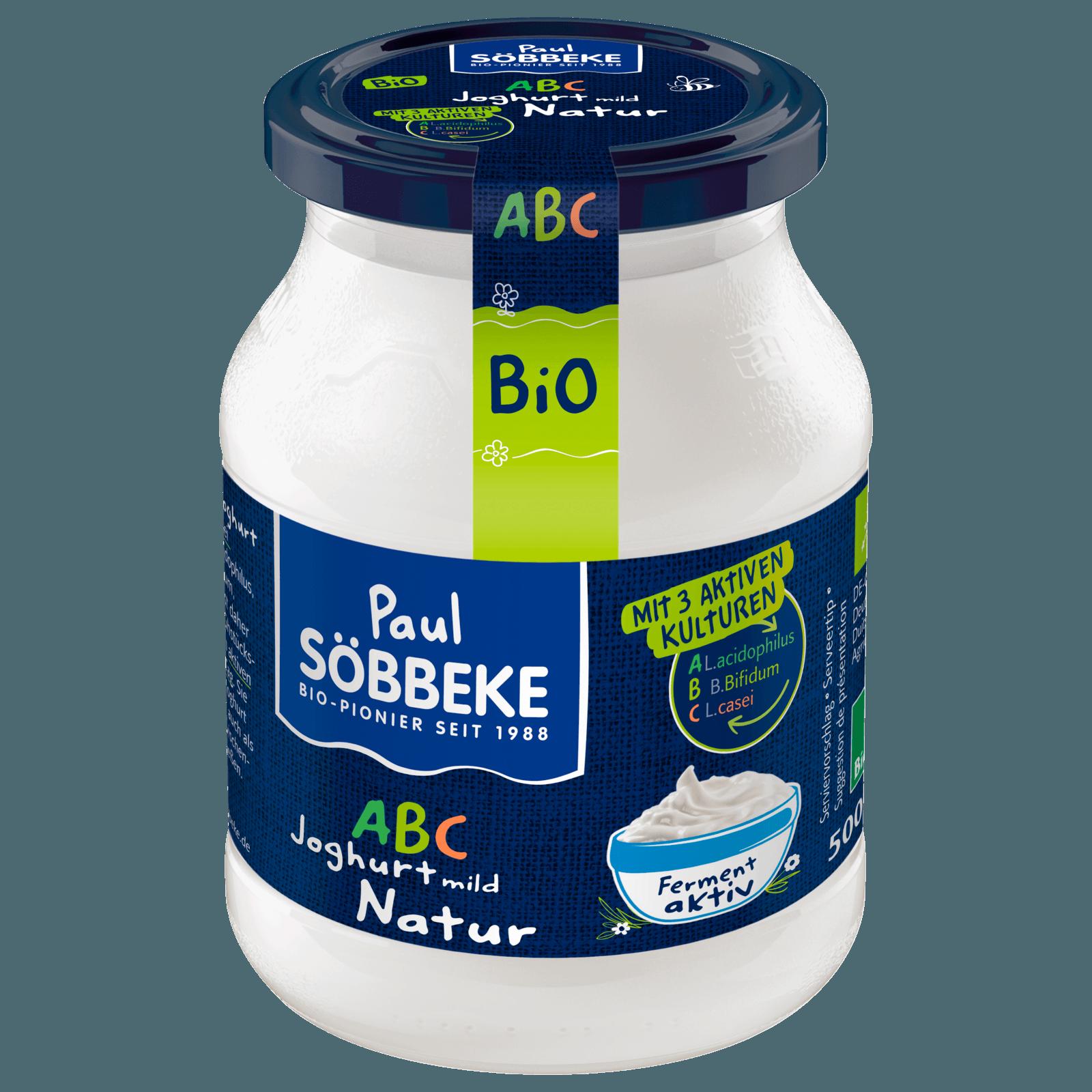 Söbbeke ABC Joghurt 3,8% 500g
