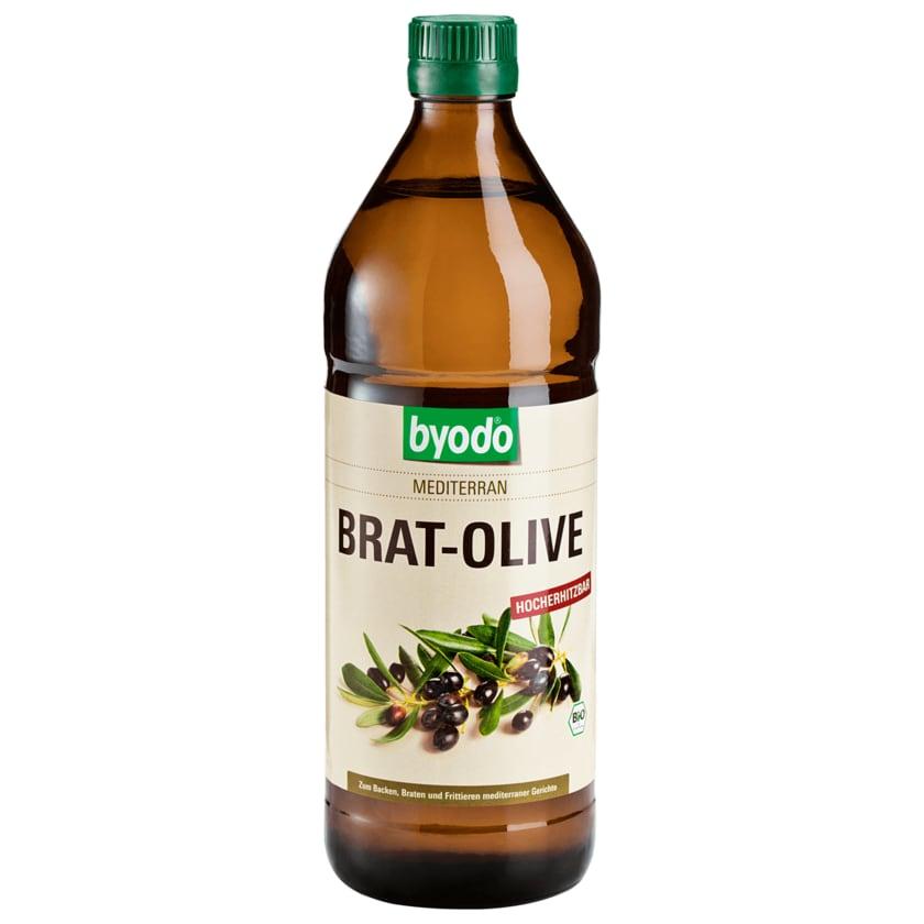 Byodo Bio Brat-Olive hocherhitzbar 750ml