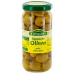 Feinkost Dittmann Grüne Spanische Oliven 100g