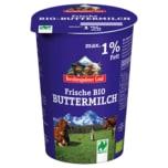 Berchtesgadener Land Bio-Buttermilch 500g