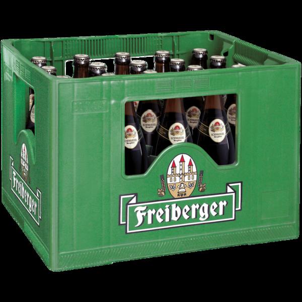 Freiberger Schwarzes Bergbier 20x0,5L