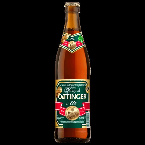Original Oettinger Altbier 0,5l