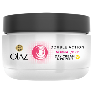 Olaz Double Action Tagescreme & Make-up Basis Feuchtigkeitspflege 50ml