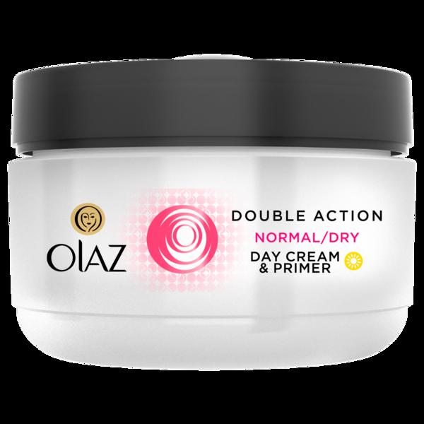 Olaz Double Action Tagescreme & Make-up Basis Feuchtigkeitspflege 50ml
