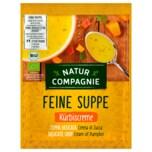 Natur Compagnie Bio Feine Suppe Kürbiscreme 40g