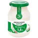 Andechser Bio Joghurt Aktiv 1,8% 500g