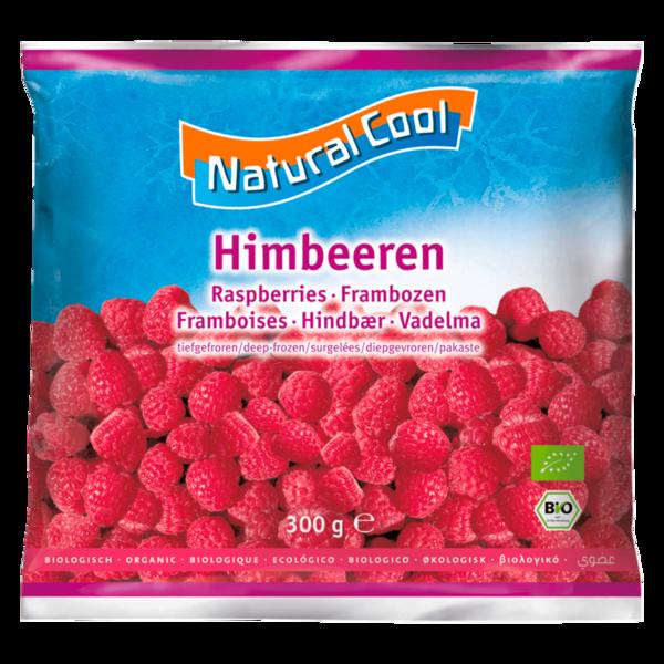 Natural Cool Bio Himbeeren 300g