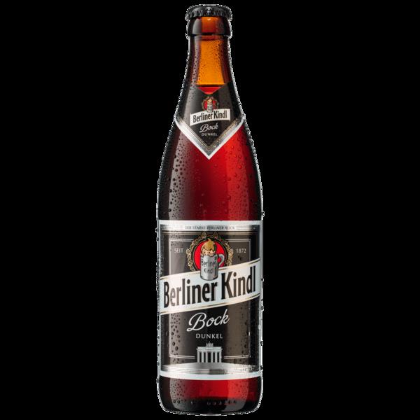 Berliner Kindl Bock Dunkel 0,5l