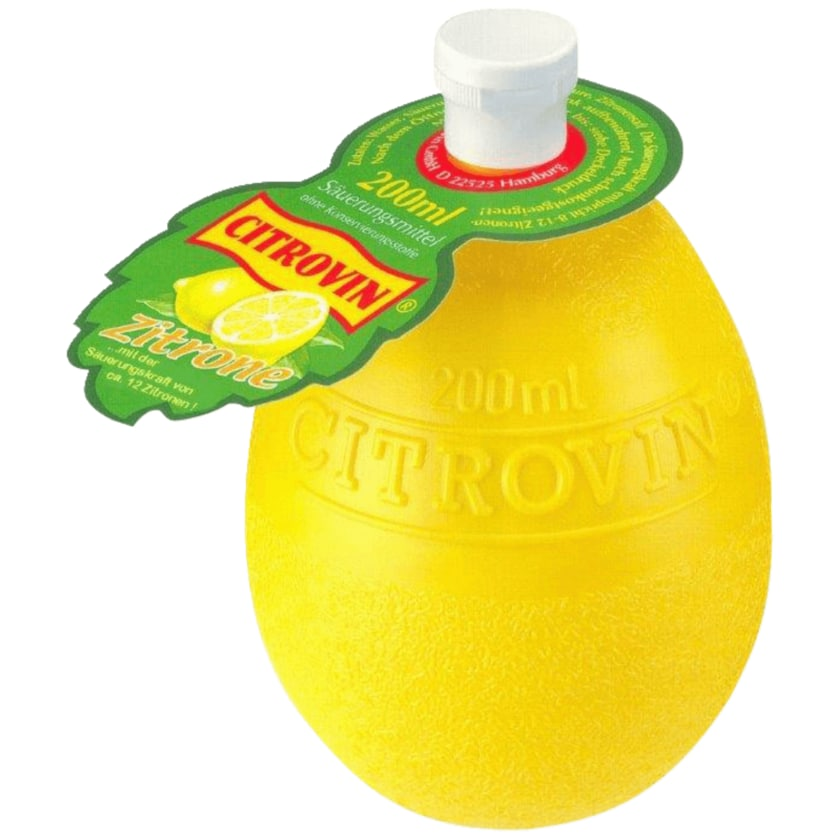 Citrovin Zitrone 200ml
