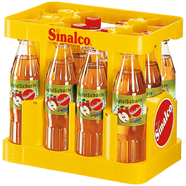 Sinalco Apfelschorle 12x1l