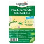 Andechser Natur Bio-Alpenländer Kräuterkäse 150g