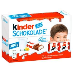 Kinder Schokolade 300g