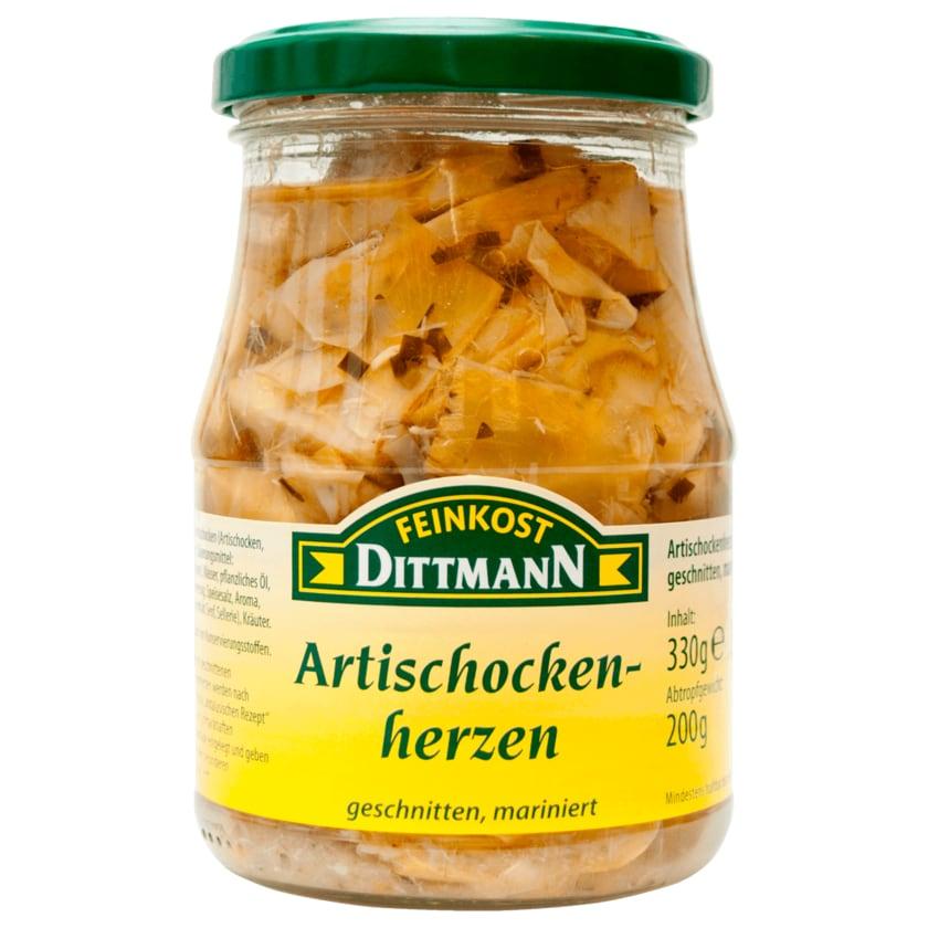 Feinkost Dittmann Artischockenherzen geschnitten 330g