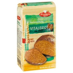 Küchenmeister Vitalbrot-Backmischung 500g