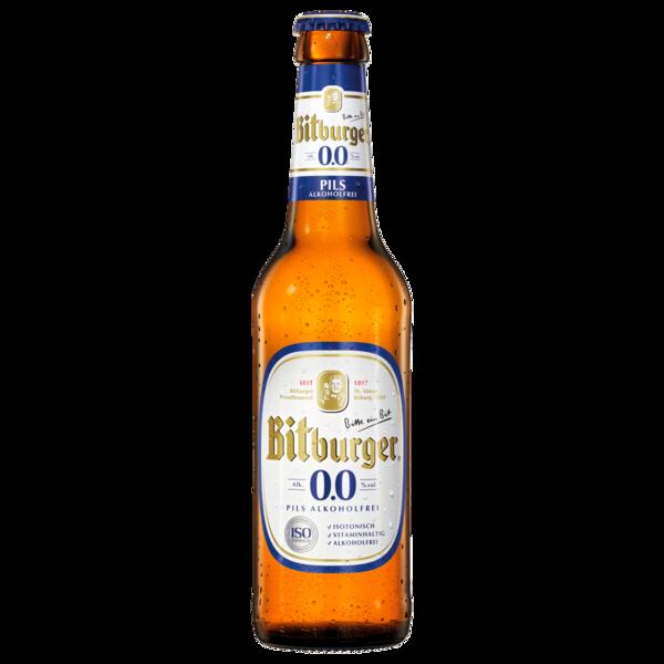 Bitburger alkoholfrei 0,33l
