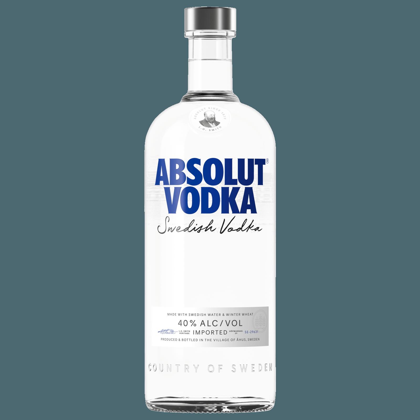 Absolut Vodka 1l Bei Rewe Online Bestellen Rewe De