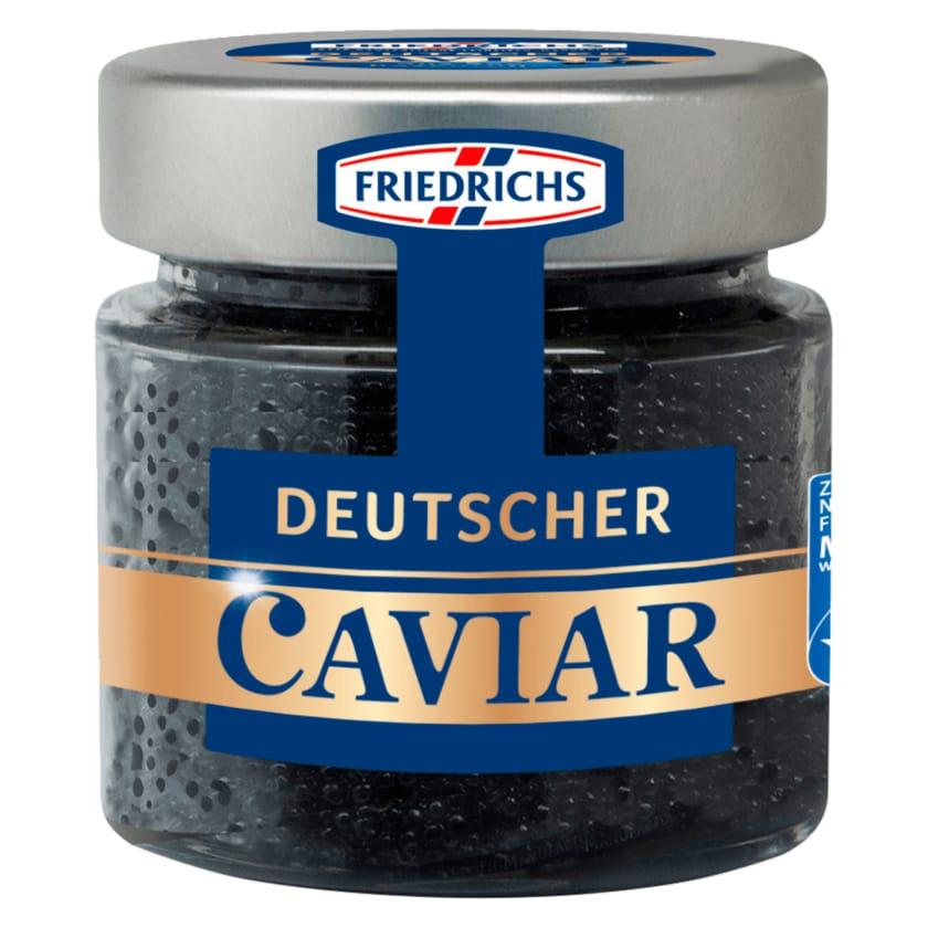 Friedrichs Deutscher Caviar aus Seehasenrogen 100g