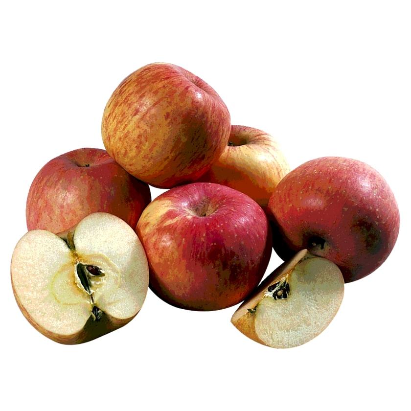 Apfel Fuji rot