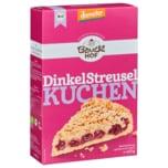 Bauckhof Bio Dinkel Streuselkuchen 425g