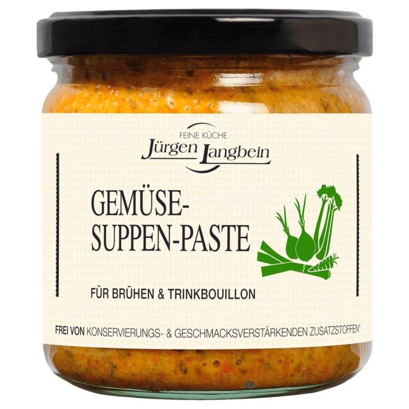Jürgen Langbein Gemüse-Suppen-Paste 400g