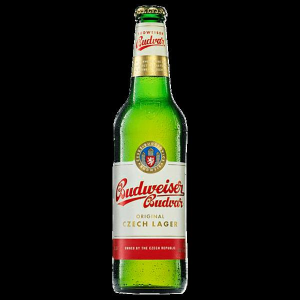 Budweiser Budvar Premium Lagerbier 0,5l