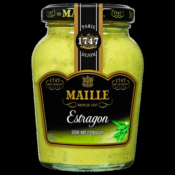 Maille Senf Estragon 200ml