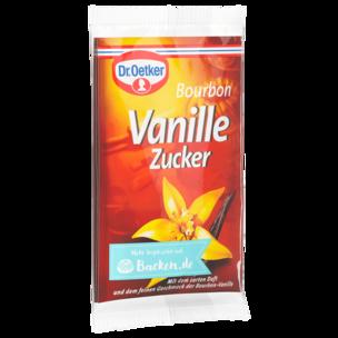 Dr. Oetker Bourbon-Vanillezucker 24g, 3 Päckchen